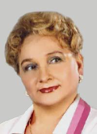 Гаряева Фрида Николаевна
